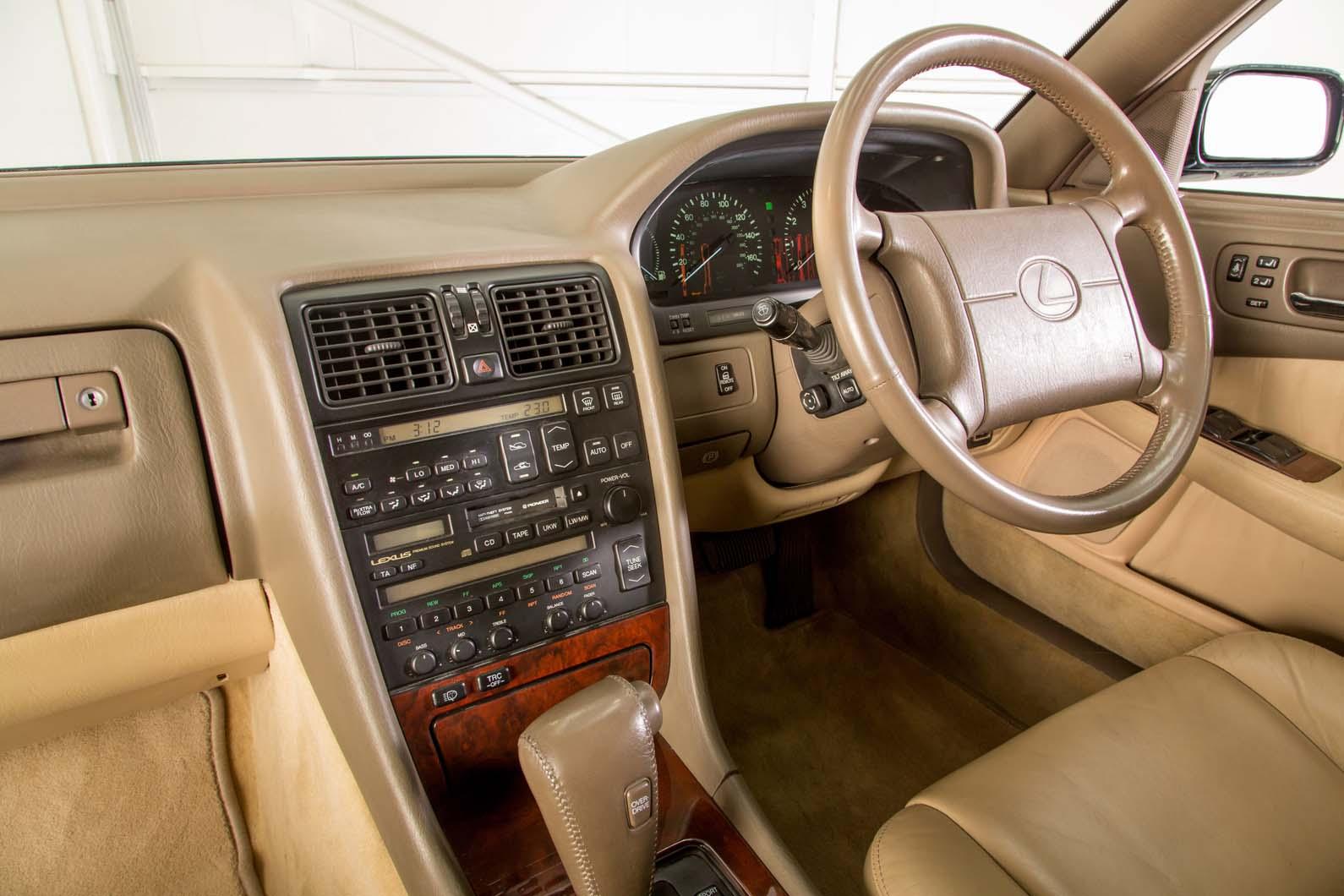 Lexus Ls400 Used Car Buying Guide Autocar