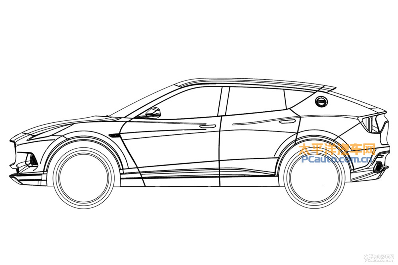 lotus suv to use volvo underpinnings and have class