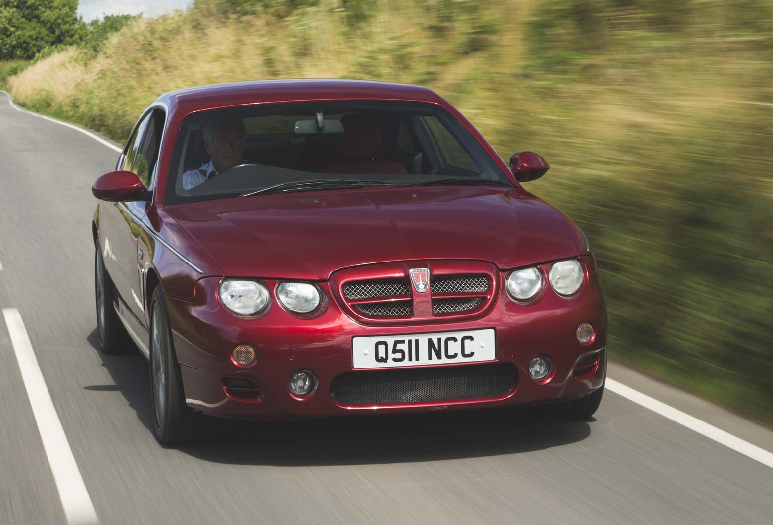 Meeting The Man Who Built His Own Rover 75 Coupe Autocar