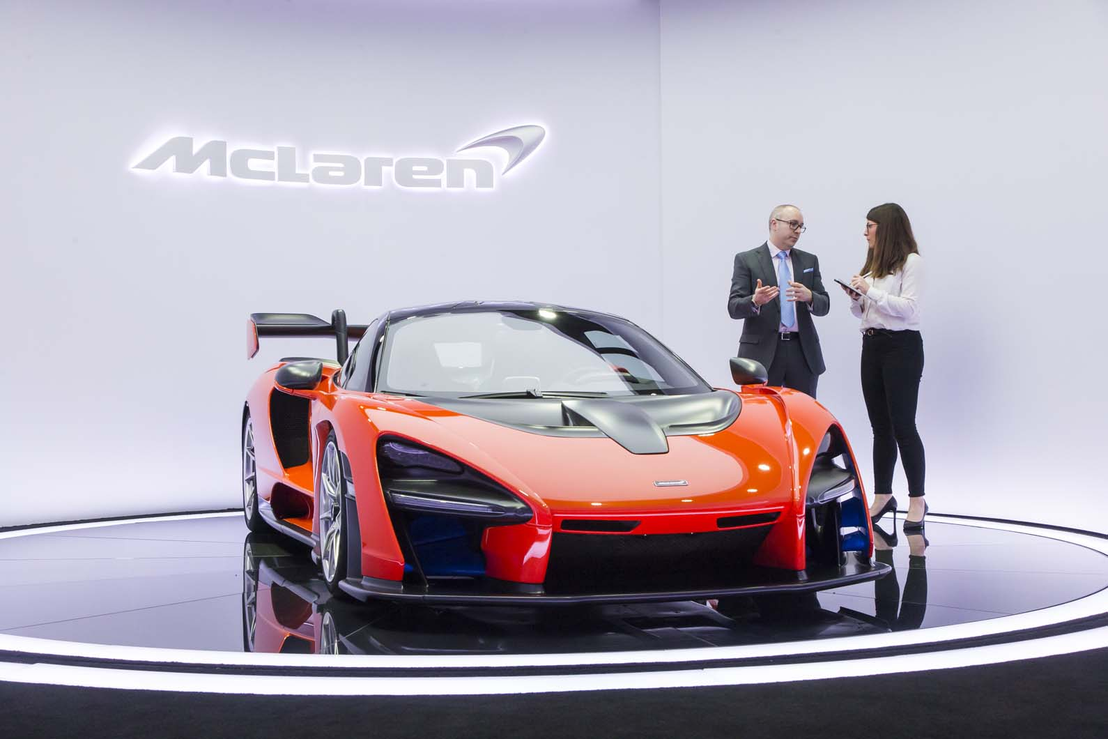 How to customise your McLaren Senna