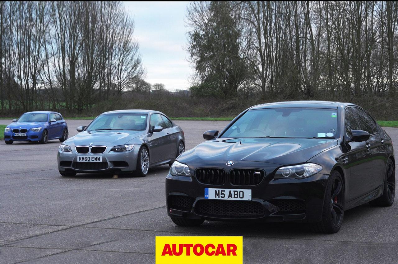 BMW Convertible bmw m5 vs mercedes e63 Video: Used BMW M-car drag race - E92 M3 vs F10 M5 vs Birds M135i ...
