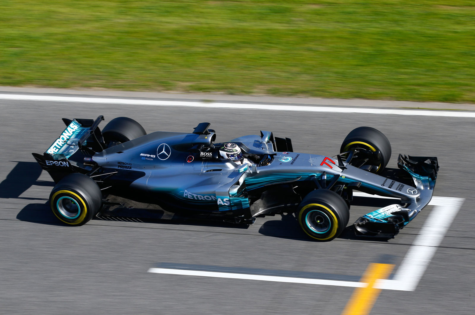 The Cars Of Formula 1 2017 Pre Season Testing Update Autocar Vettel Expects Indian Circuit To Be Secondfastest F1 Track