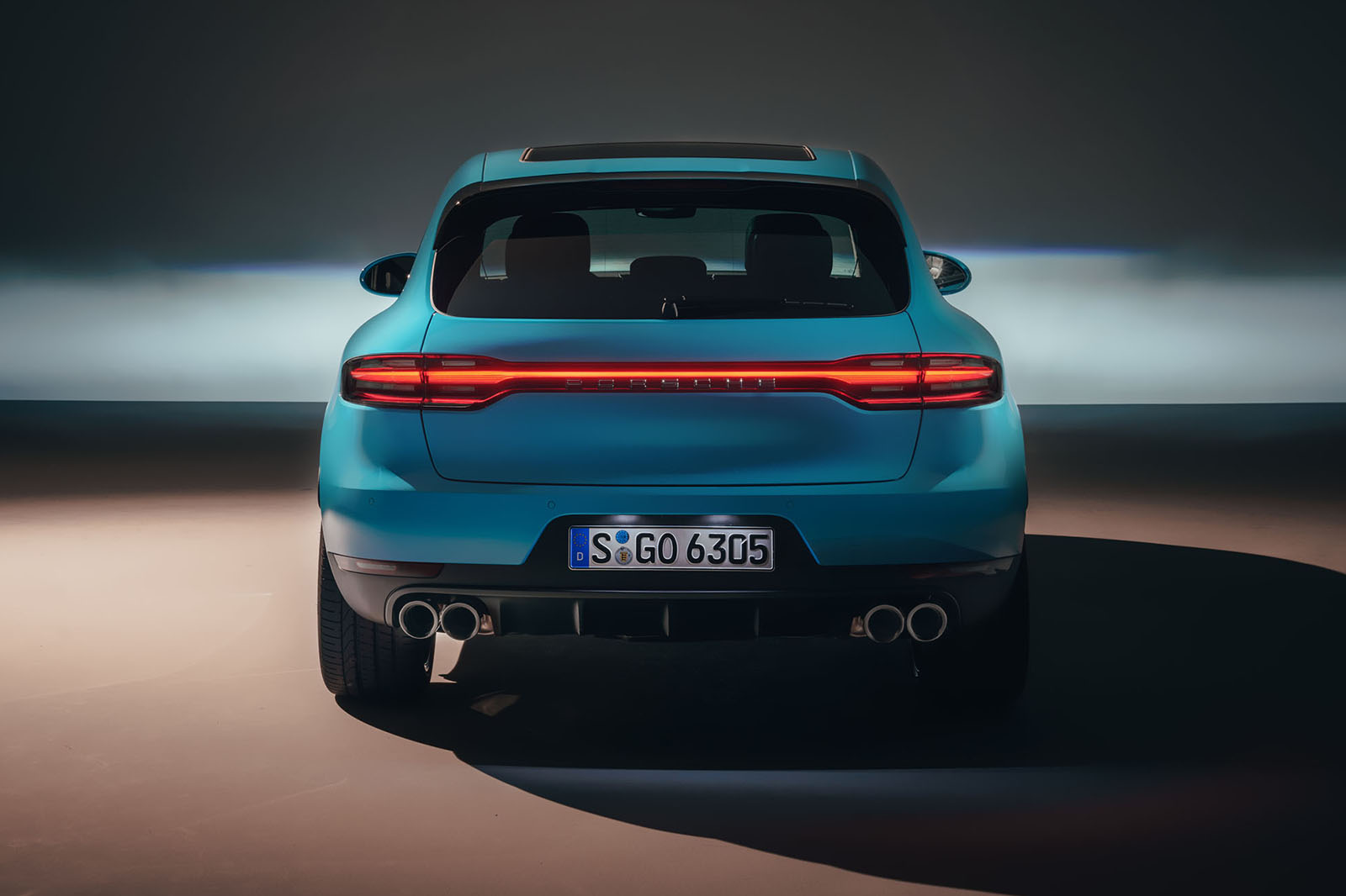 2019 Porsche Macan Suv To Cost From 46 344 Autocar