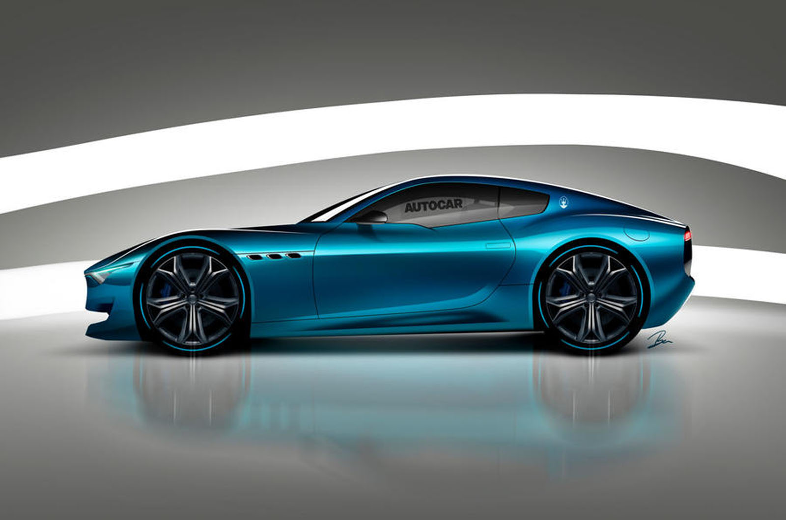 2020 Maserati Alfieris Speed Test