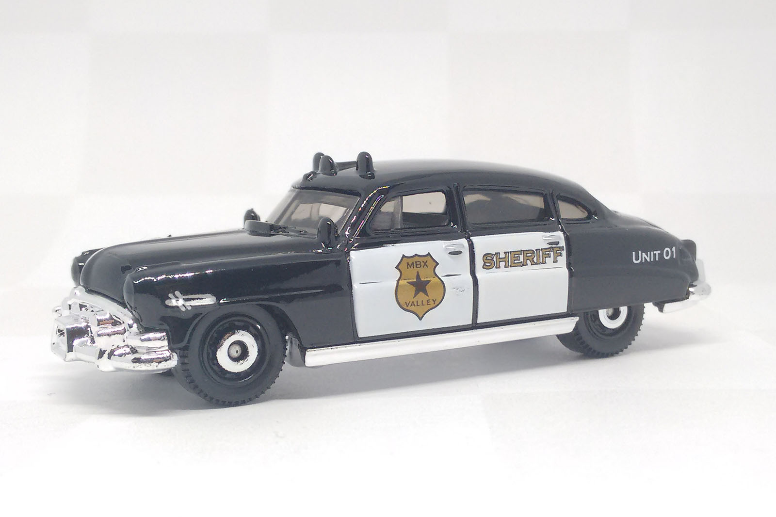 Matchbox Cars The Secrets Of Scaled Down Models Autocar 1951 Chevrolet Police Car Graham Heeps