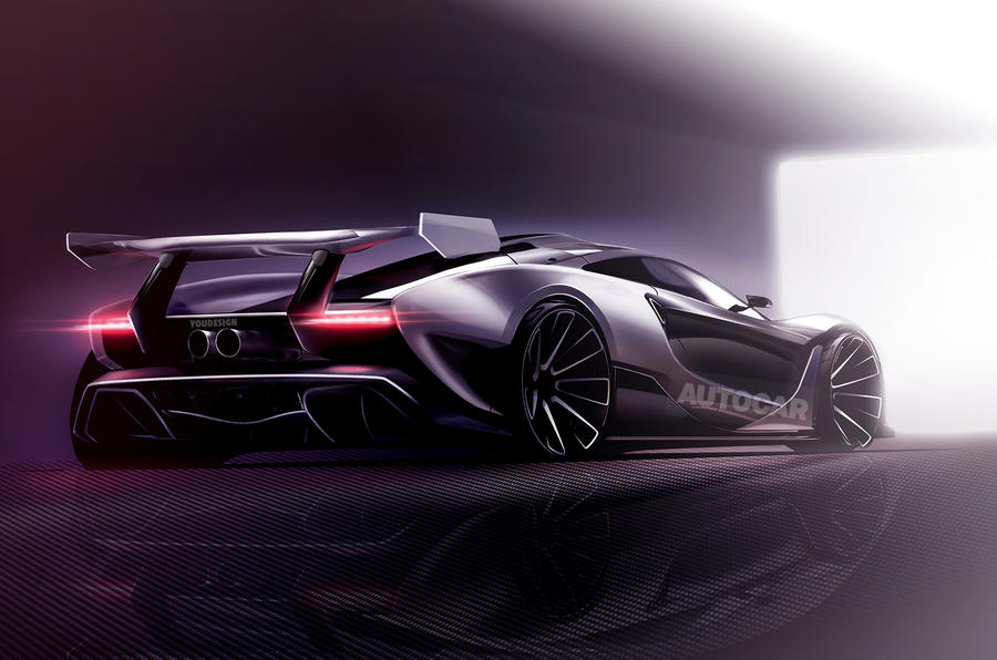 2018 mclaren cars. simple cars mclarenu0027s experience with its hybrid p1 hypercar and role supplying the  powertrains to formula e racing cars will help progression of an electric  with 2018 mclaren
