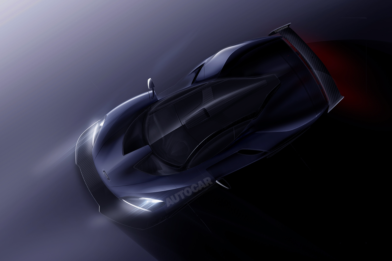 2017 789bhp mclaren p15 will eclipse performance of p1