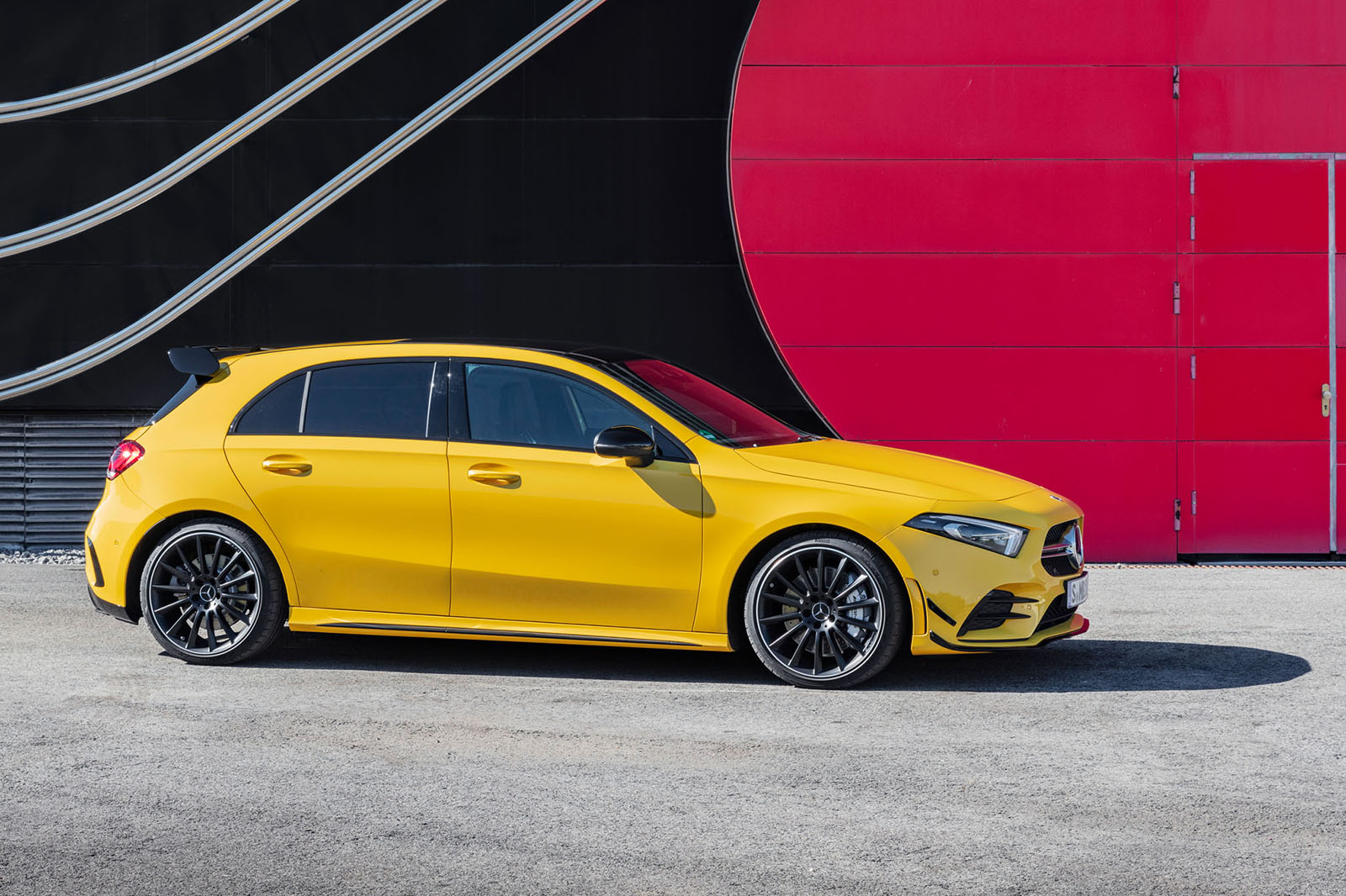 302bhp Mercedes-AMG A35 priced from £35,580   Autocar