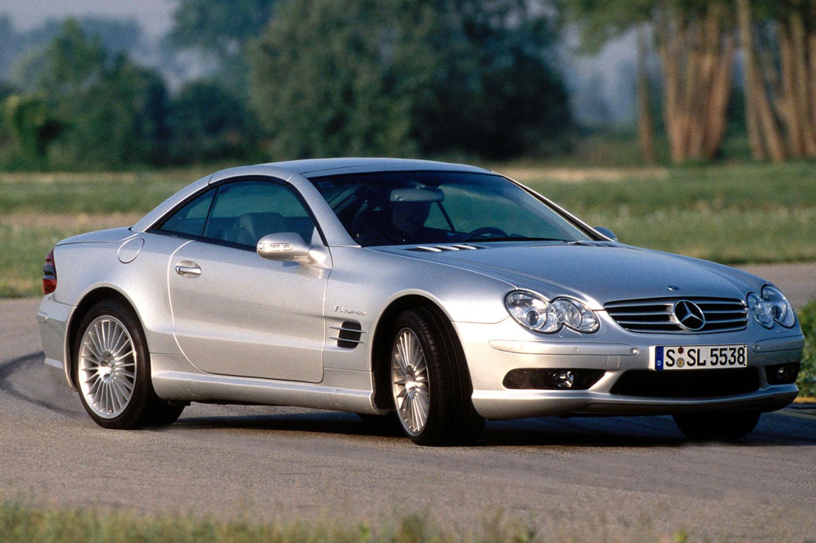 Mercedes SL55 AMG | Used Car Buying Guide | Autocar