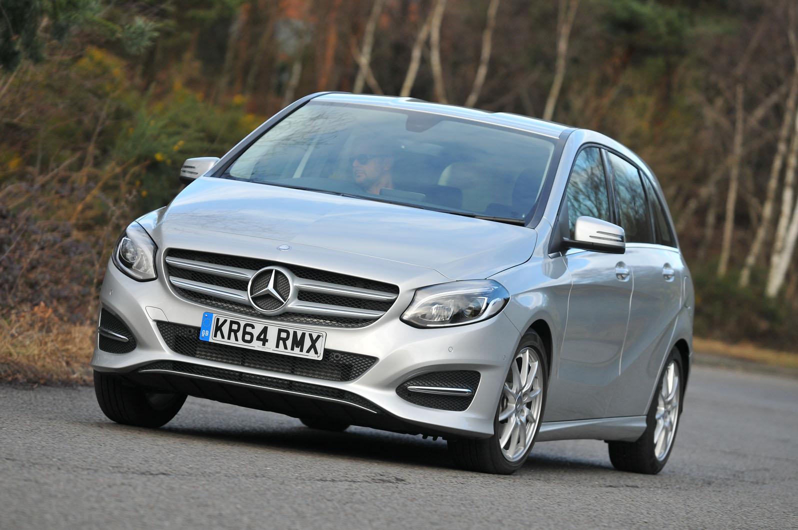 2015 Mercedes B 200 CDI Sport UK review review | Autocar