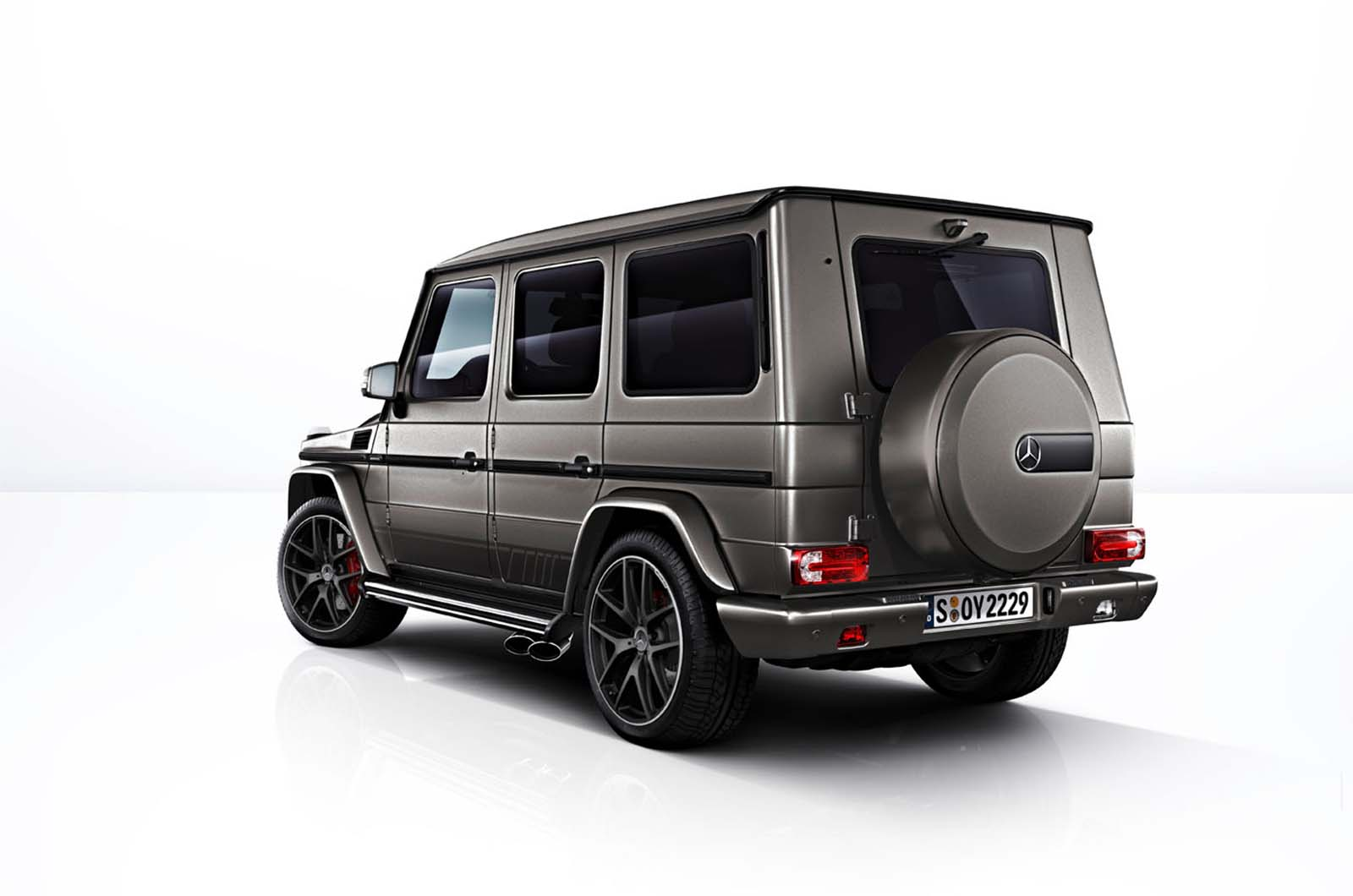 mercedes-benz g-class gets new special editions