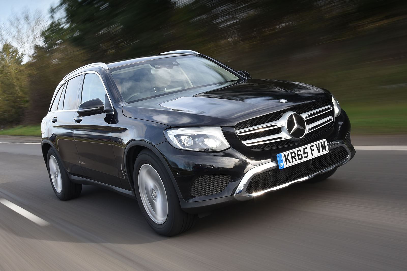 suv reviews gla review benz small mercedes