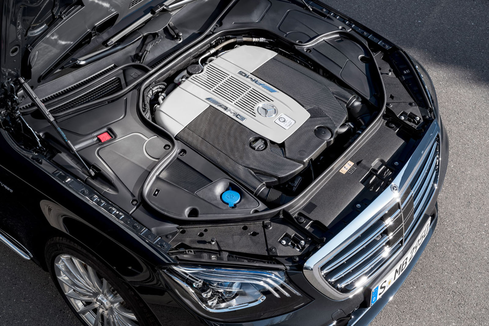 2017 Mercedes Benz S Class To Front New Engine Line Up Autocar Remote Starter An Integrated Generator As Part Of A Mild Hybrid Drivetrain Strategy Aimed At Netting Greater Performance And Reduced Fuel Consumption