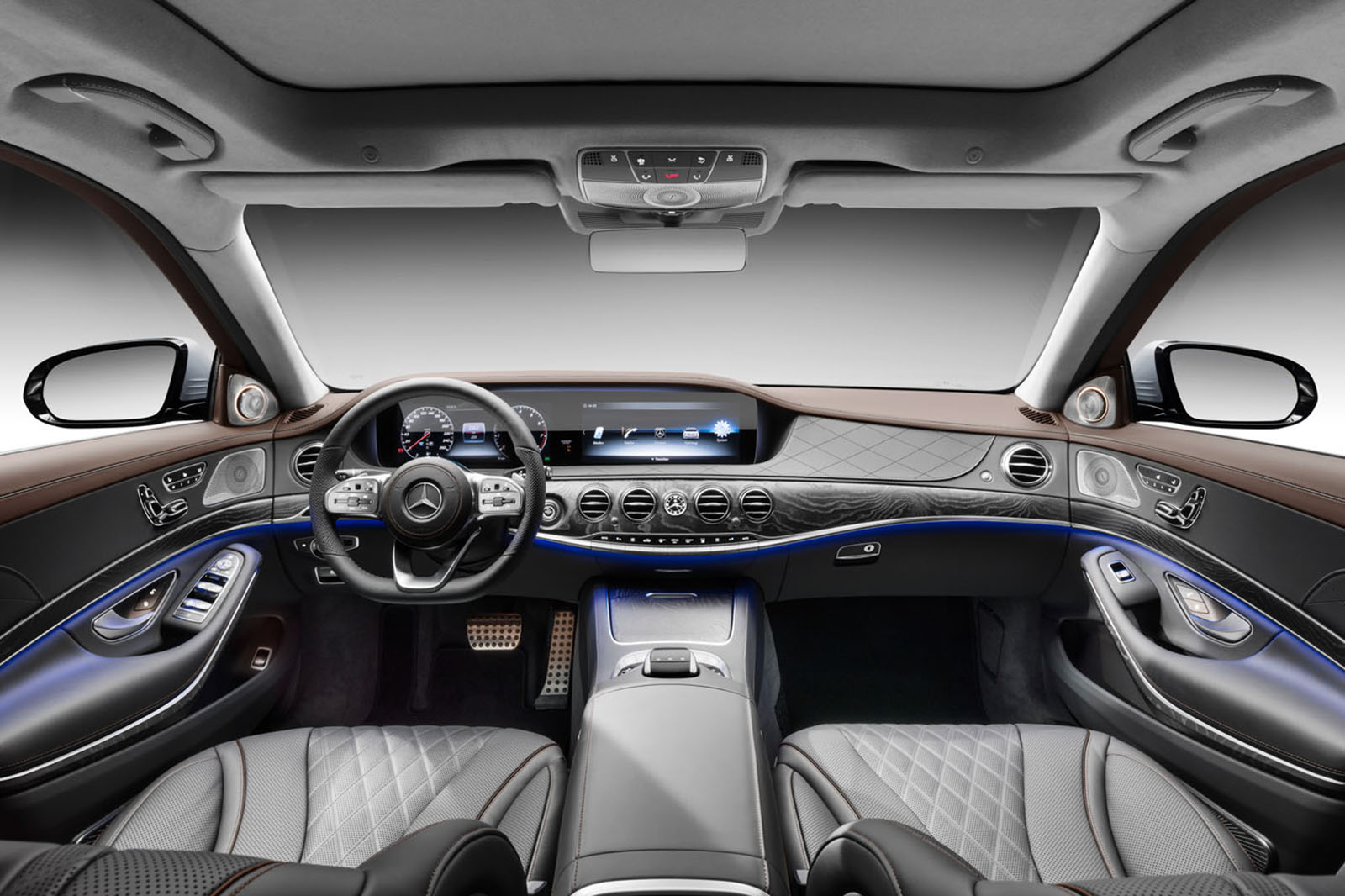 mercedes owners to drive hands free with autonomous tech by 2020 rh autocar co uk mercedes s class w221 user manual mercedes benz s class owners manual