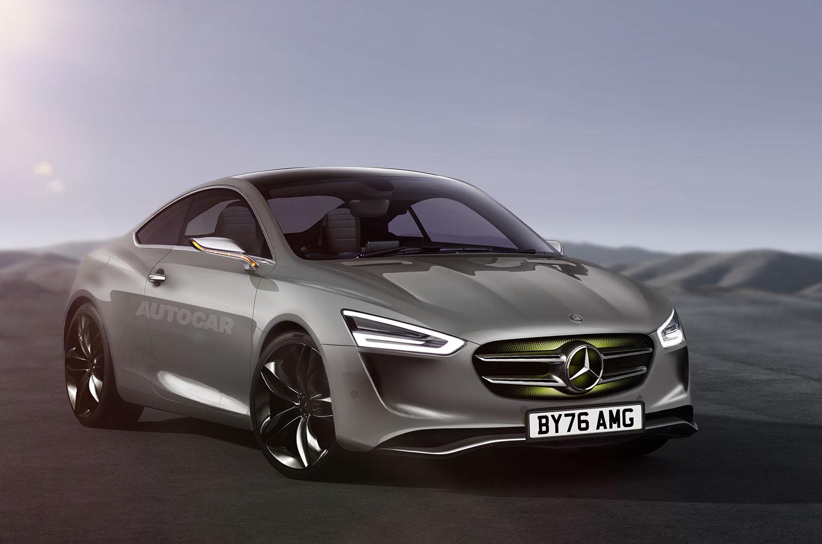 Mercedes-Benz targets Audi TT with new coupé | Autocar