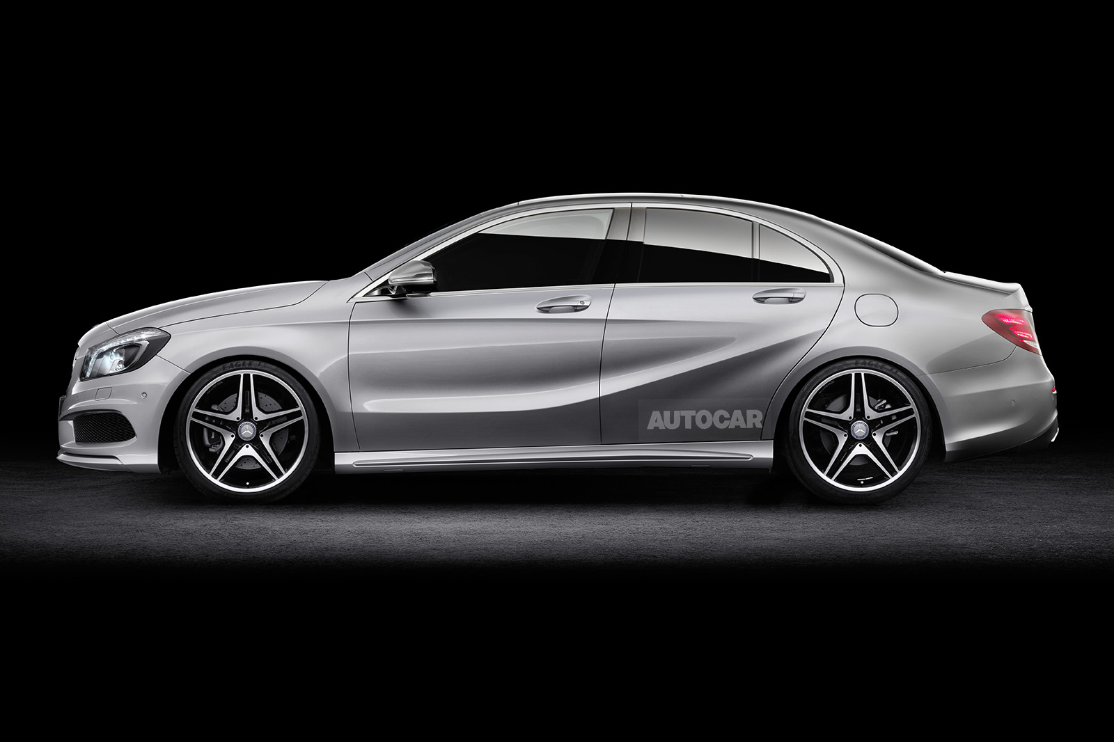 Entry Level Mercedes Benz A Class Saloon On The Cards Autocar