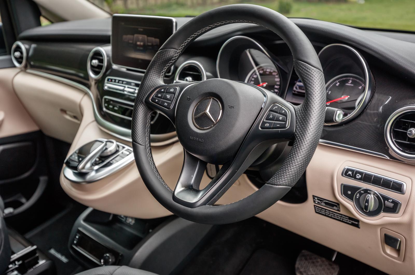 Mercedes Benz Marco Polo 250 D Sport Long 2017 Review