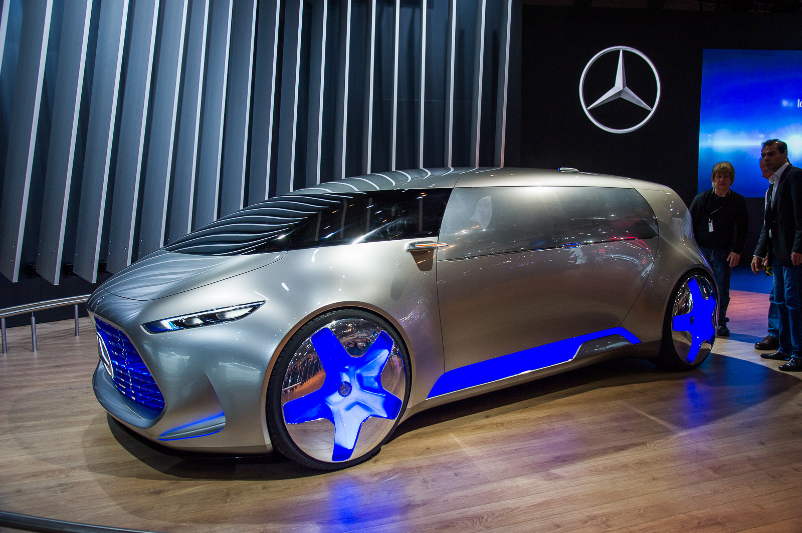 Mercedes Eq Range To Lead Daimler Ev Product Offensive