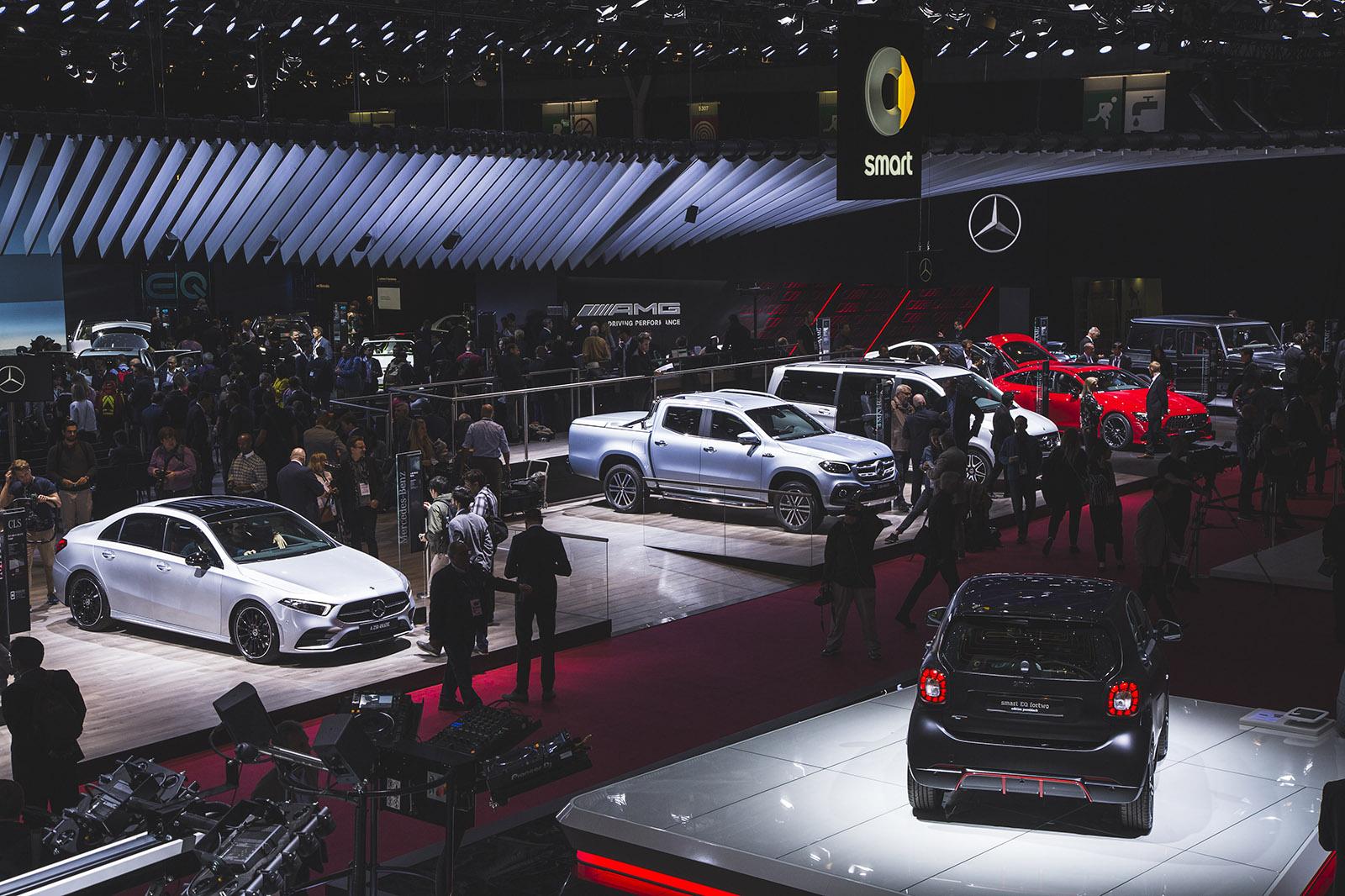 Paris Motor Show 2018 Full Report Autocar Automotive Circuit Tester 2017 Best Cars Reviews