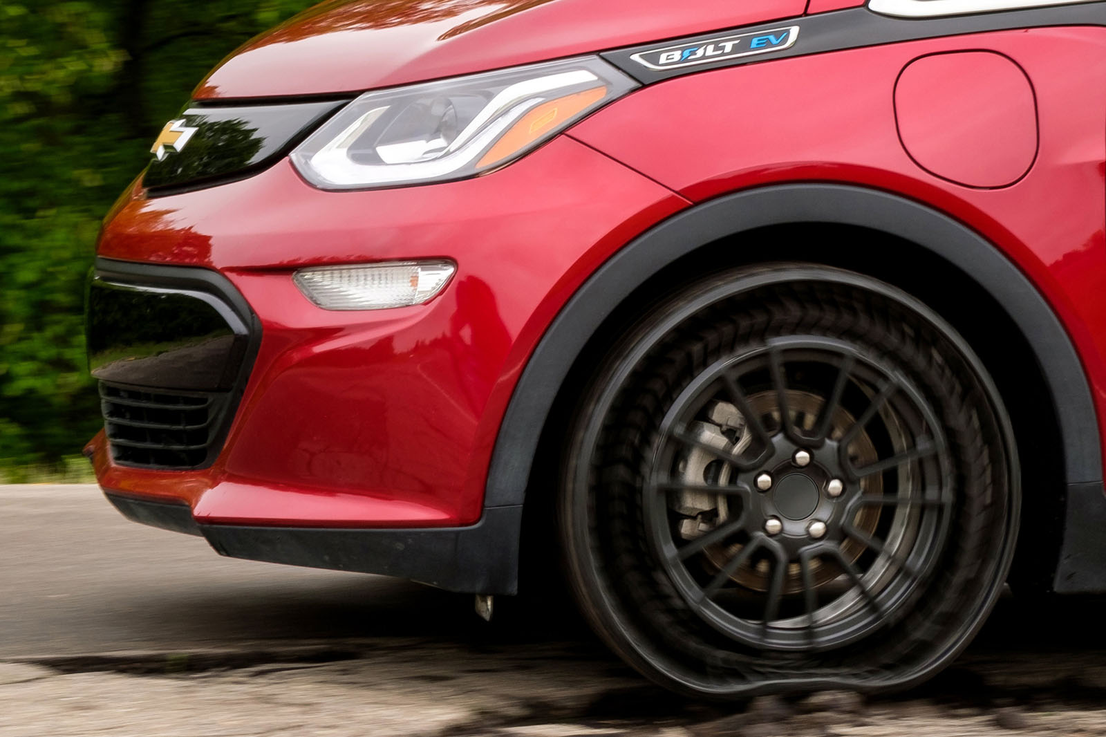 Michelin announces airless tyre deal