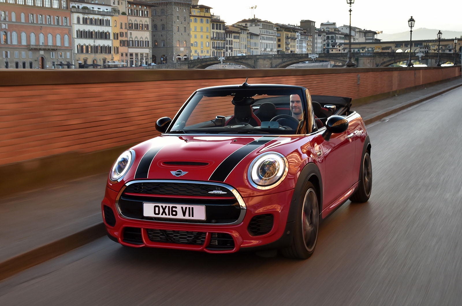 2016 Mini John Cooper Works Convertible United kingdom review