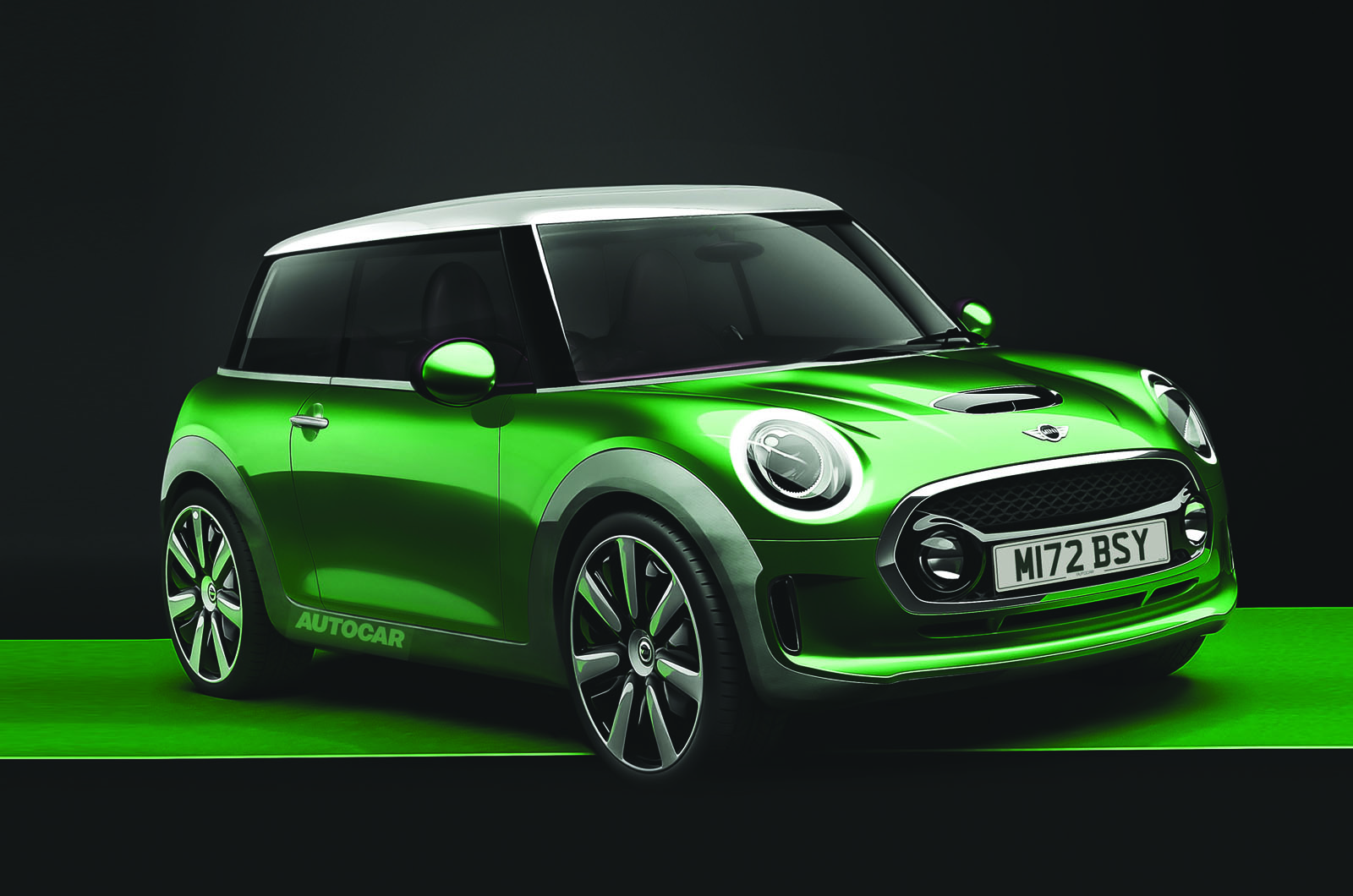 Mini to shrink flagship hatch and launch Traveller crossover  Autocar
