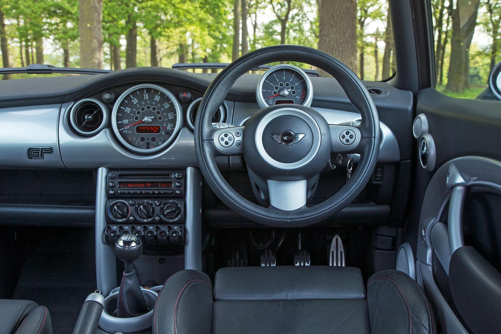 Mini Cooper S John Cooper Works Gp Review Past Masters Autocar
