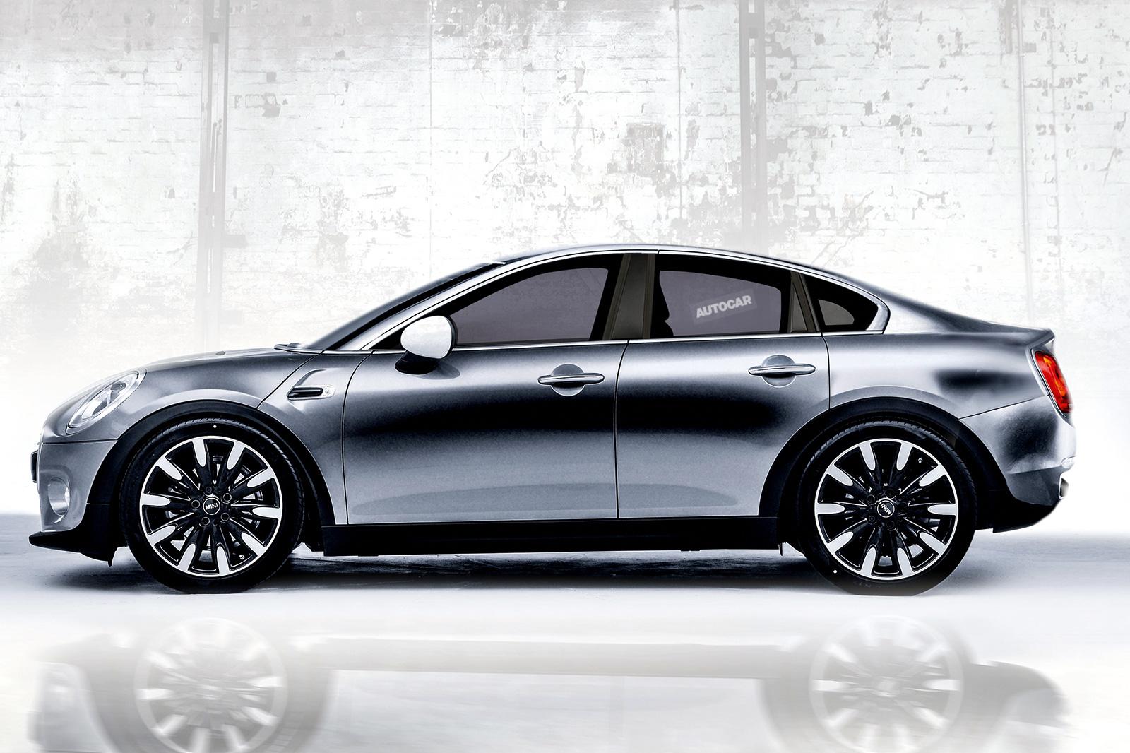 new mini car releaseMini saloon to be fifth model in newlook range  Autocar