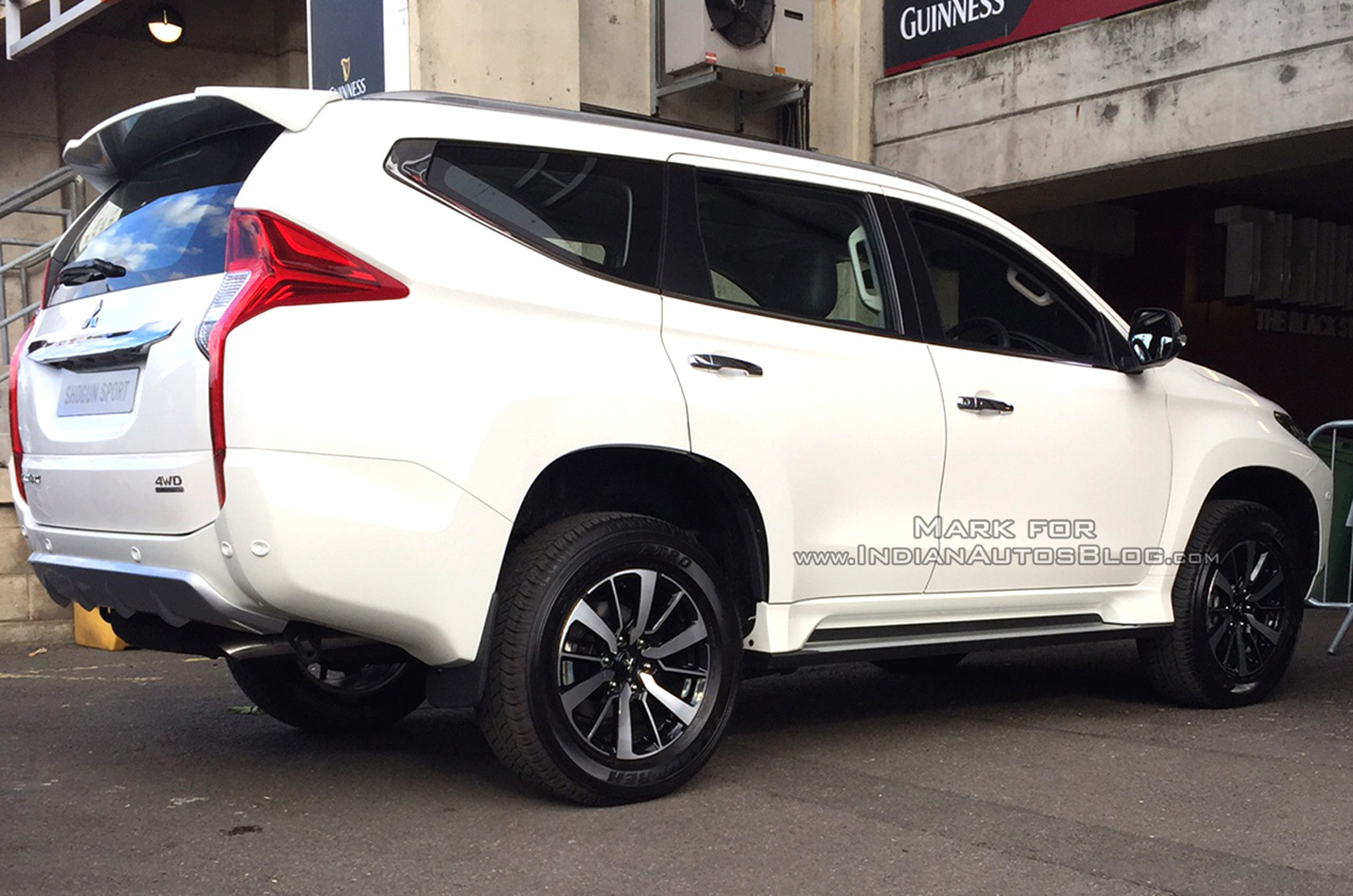 mitsubishi pajero 2018 model. perfect model the previousgeneration shogun sport model was last seen in uk showrooms  2006 before being discontinued to mitsubishi pajero 2018
