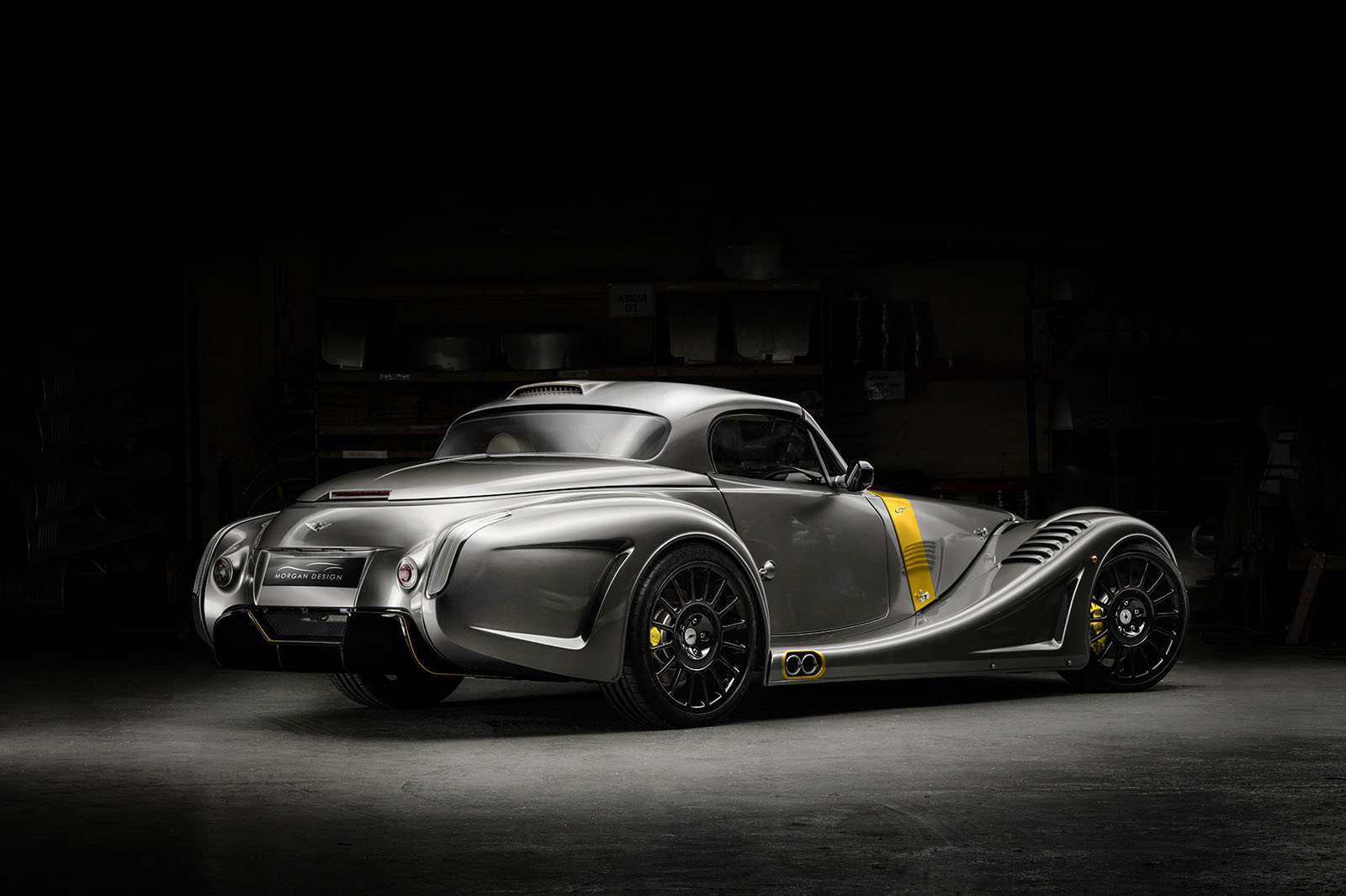 First 367bhp Morgan Aero Gt Is Completed Autocar