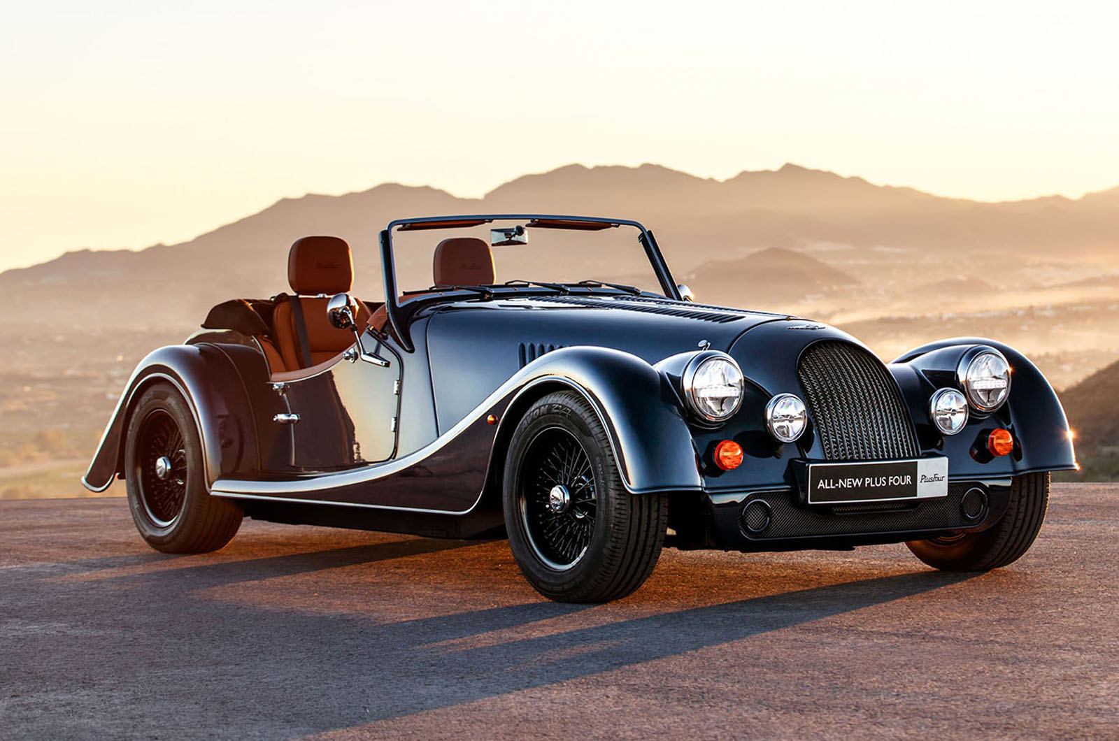 New Morgan Plus Four arrives with BMW power, new chassis | Autocar