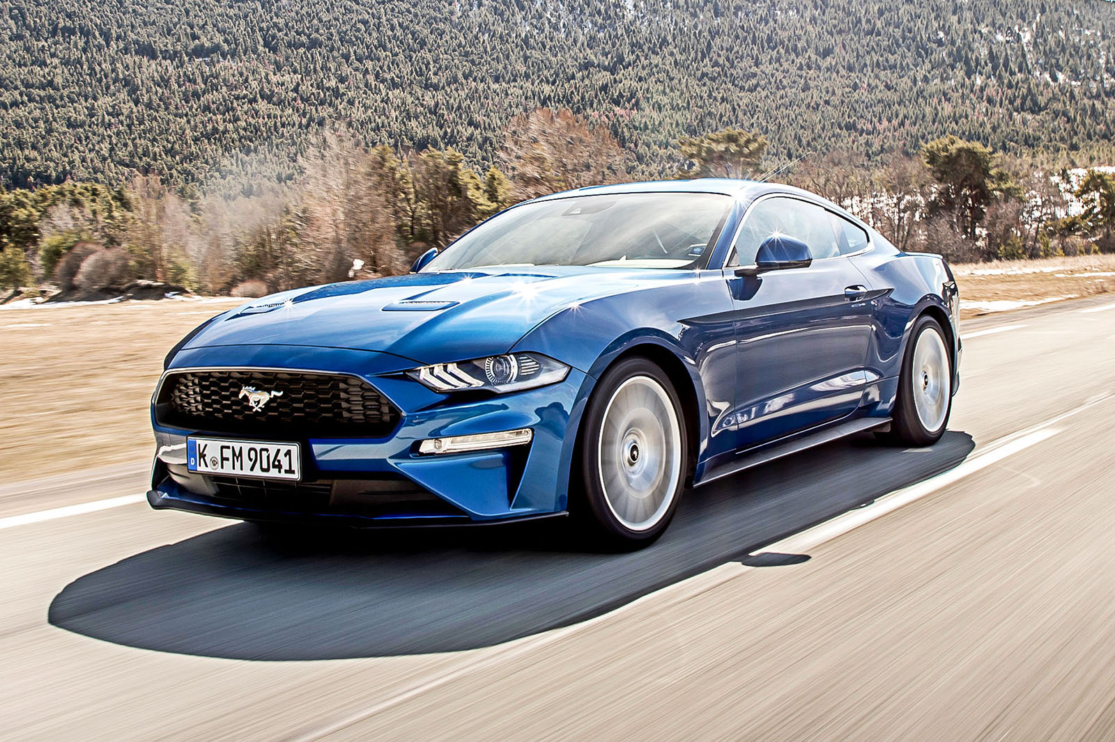 Ford mustang 2 3 ecoboost automatic 2018 review