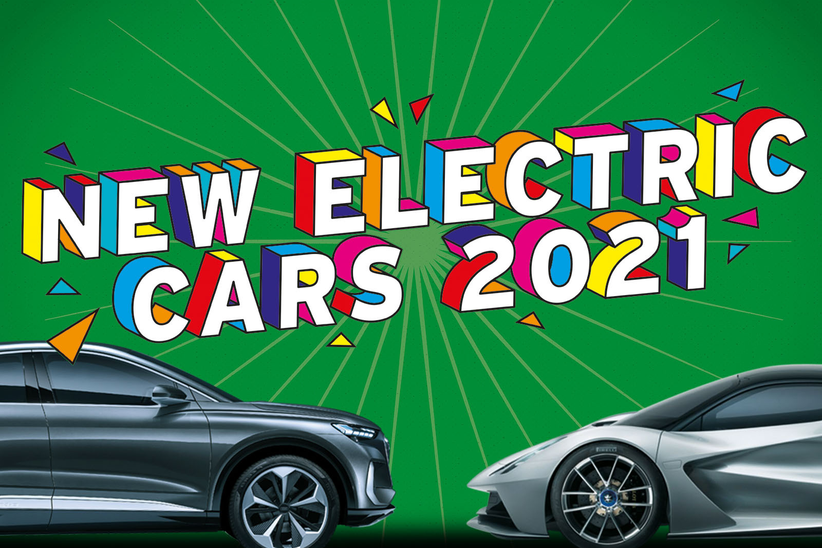 New Electric Cars 2021 What S Coming And When Autocar