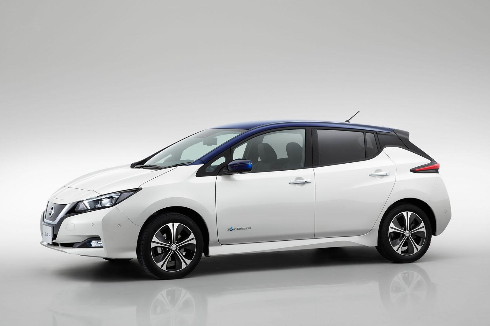 Nissan Leaf Review 2017 >> Nissan Leaf 2018 Prototype Review New Ev Driven Autocar
