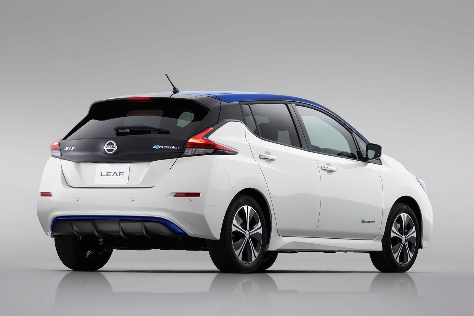 Nissan Leaf 2018 prototype review: new EV driven | Autocar
