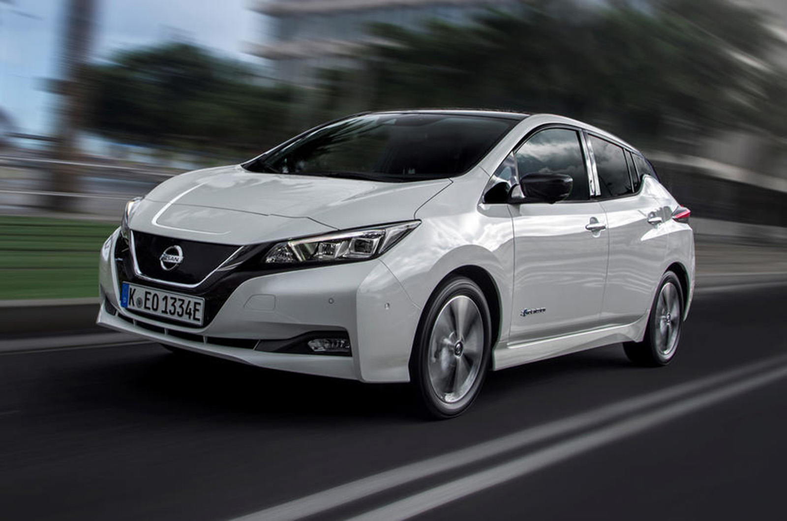 Nissan Leaf Suv Will Be Breakthrough Model That Cracks The Mainstream Autocar