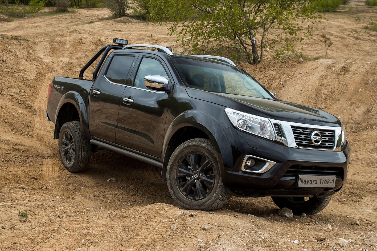 Nissan Navara Trek-1° 2017 review | Autocar