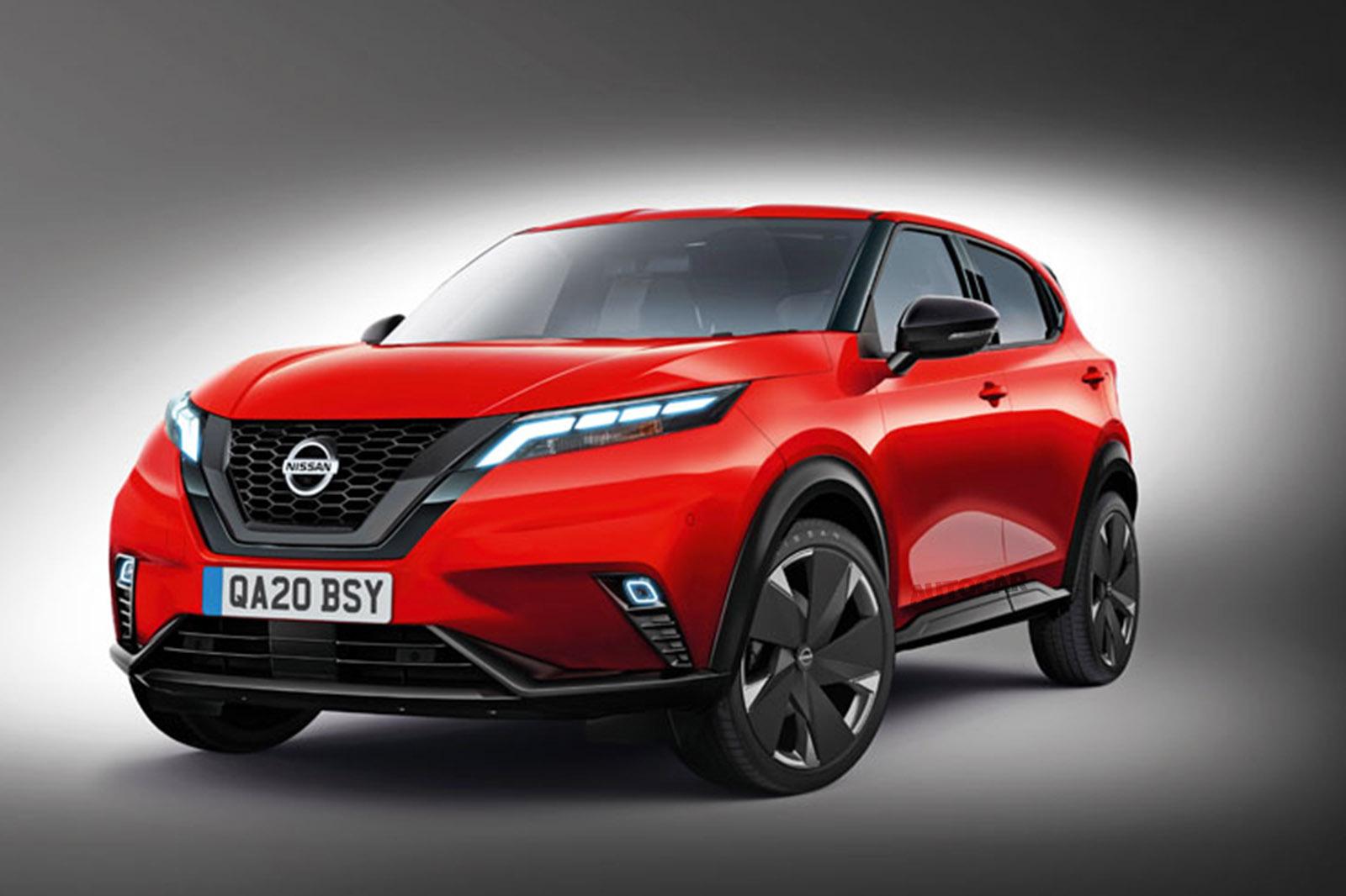 New 2020 Qashqai key to Nissan's three-pronged SUV assault ...