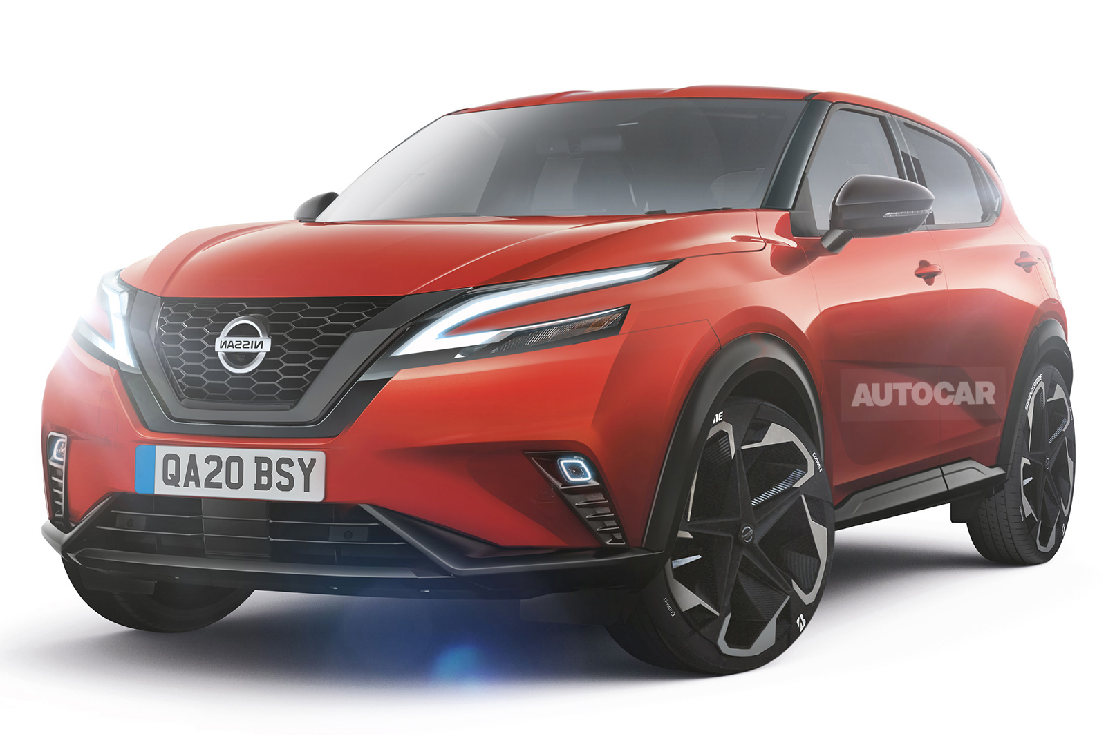 New 2021 Nissan Qashqai To Be Revealed On 18 February Autocar