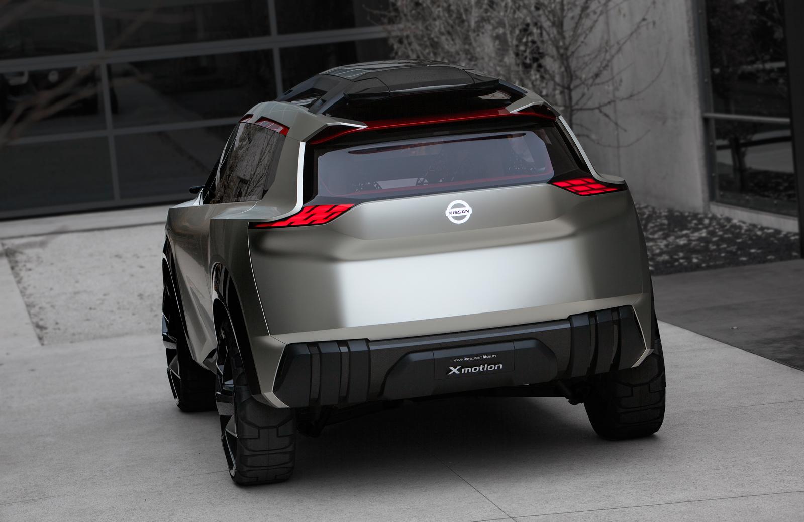 Nissan Xmotion Concept Unveiled Autocar