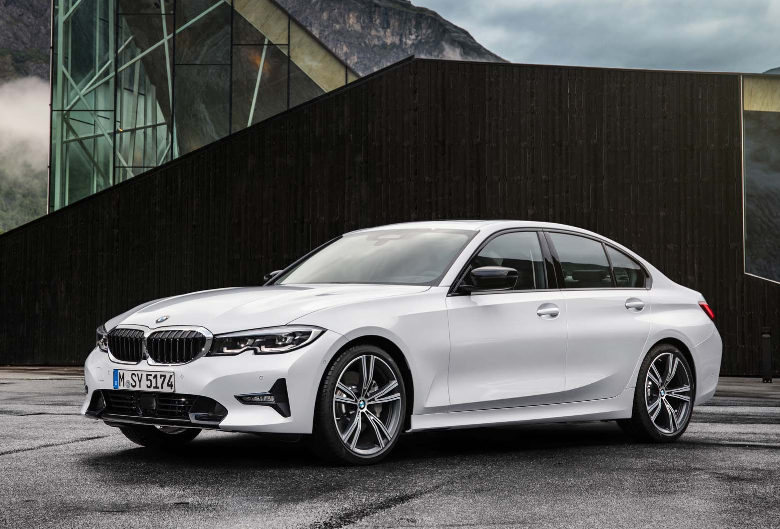 New BMW 3 Series launched with renewed driver focus | Autocar