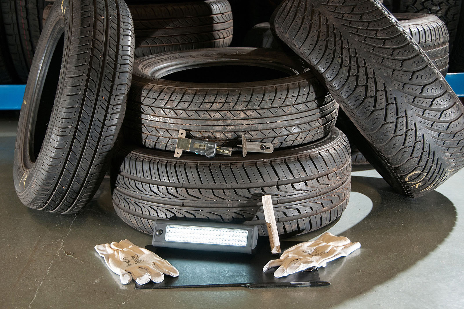 Are Part Worn Tyres Safe Autocar