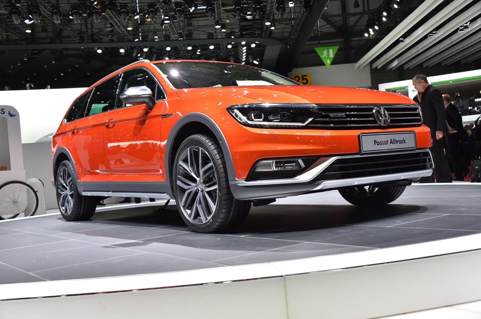 Volkswagen passat review 2017 autocar - Volkswagen Passat Review 2017 Autocar 34