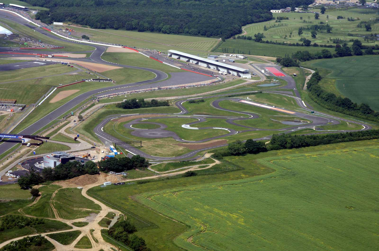 Circuito Silverstone : Course hours of silverstone race european le mans series