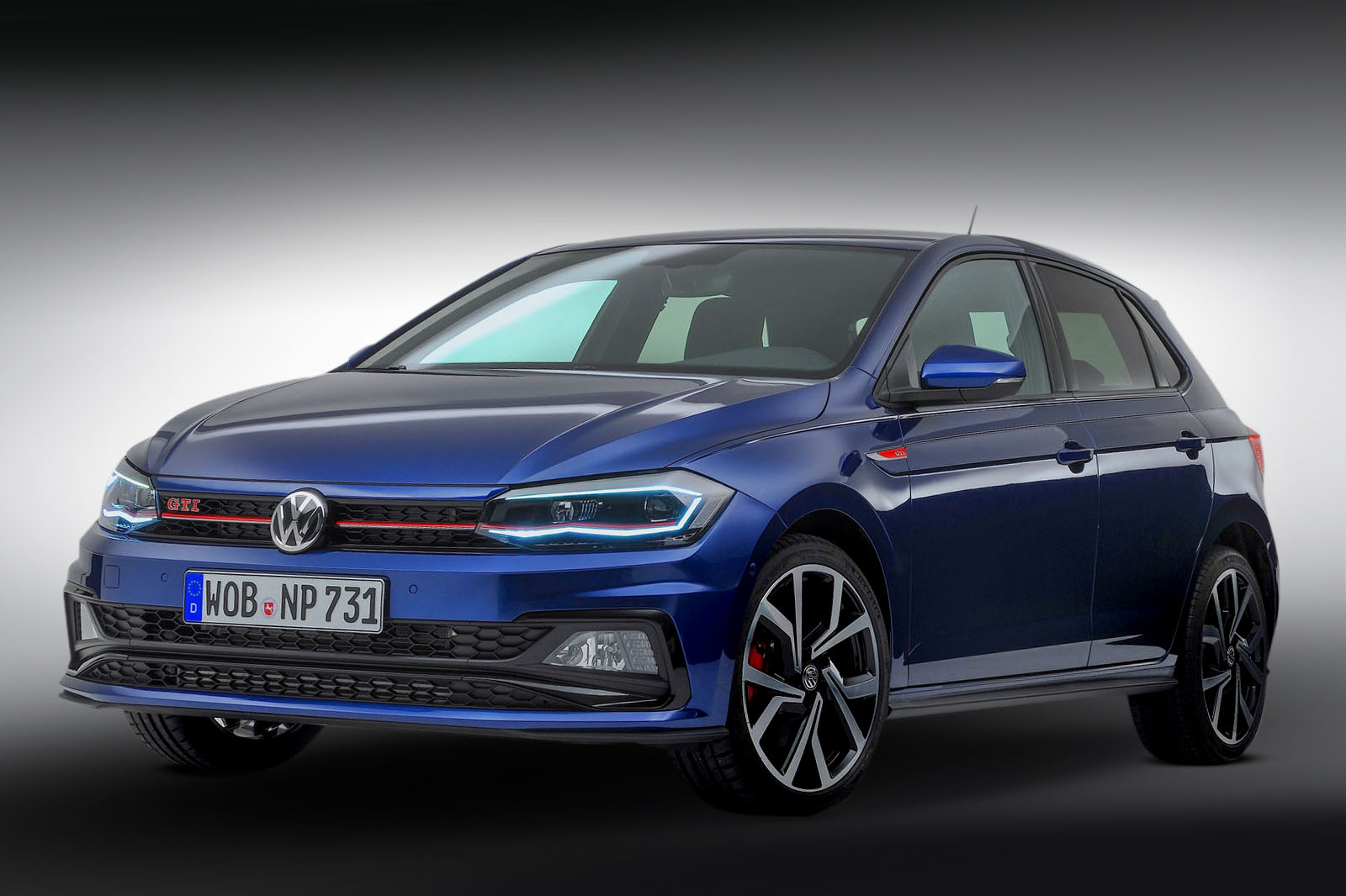 New Volkswagen Polo GTI 'more agile' than Golf GTI, plus exclusive images |  Autocar