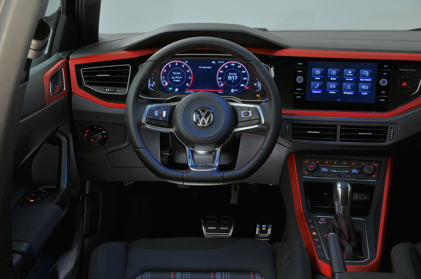 New Volkswagen Polo Gti More Agile Than Golf Gti Plus