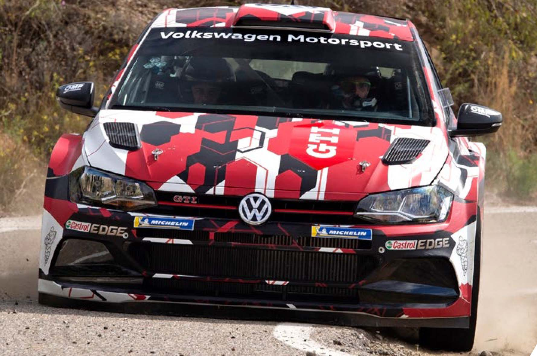 Insight How A Volkswagen Polo Gti Becomes A Rally Car Autocar
