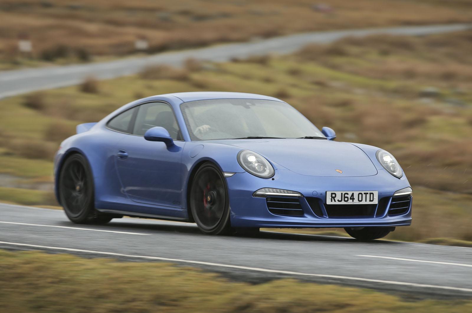 Porsche 911 gt3 rs review 2017 autocar - Porsche 911 Gt3 Rs Review 2017 Autocar 8