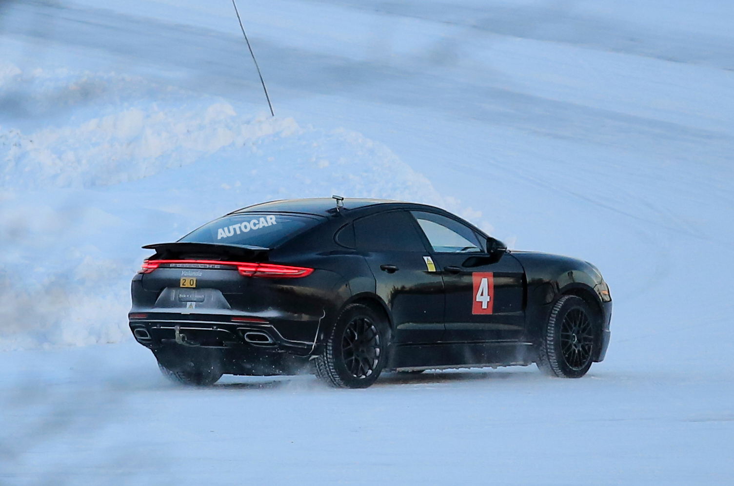 Porsche Mission E On Course For 2020 Launch Autocar