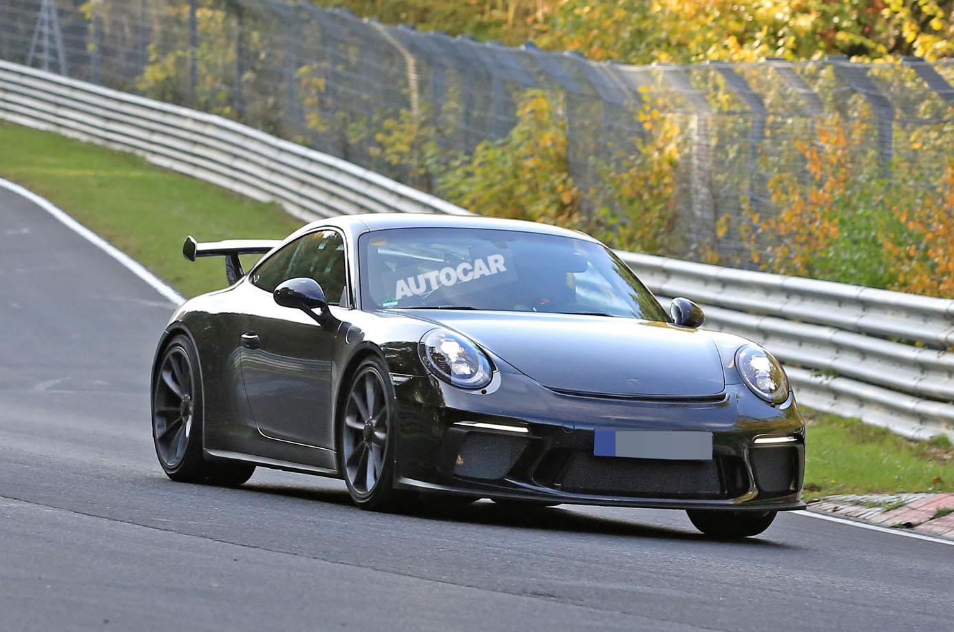 Porsche 911 gt3 rs review 2017 autocar - Porsche 911 Gt3 Rs Review 2017 Autocar 14